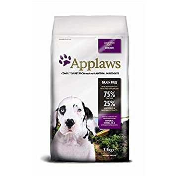 Applaws Natural Complete Dry Dog Food 7 5kg Large Breed Puppy
