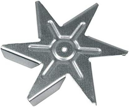 Ala para ventilador de aire caliente Horno universal Gorenje 617771