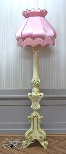 Lámpara de pie de segunda mano decorativo barroco rococó estilo ...