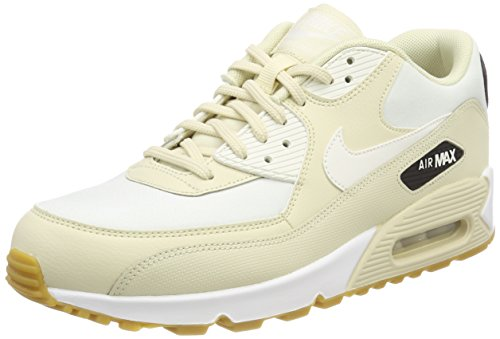 Running Beige NIKE Max Air 90 Fossil Light Black Donna Br Gum Sail Scarpe WqW4AwUnxT