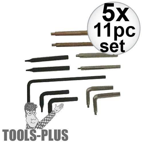 Lang Tools 14 Snap Ring Plier Replacement Tip Set AKA Hi-Tech ()