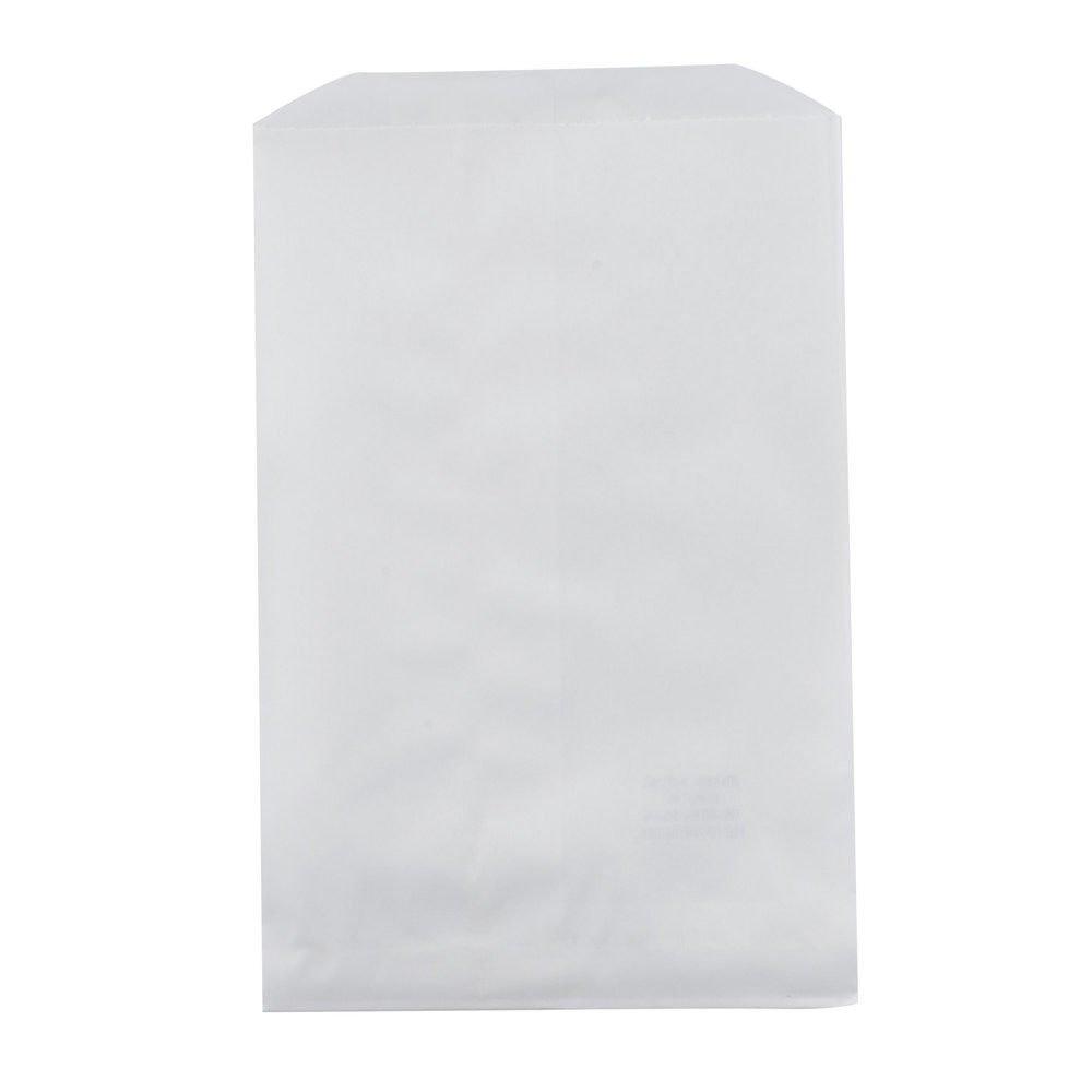 Amazon.com: 150 blanco bolsas de papel Kraft, 5 x 7.5 inches ...
