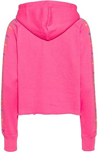 CHAMPION Damen Hoodie rosa XL