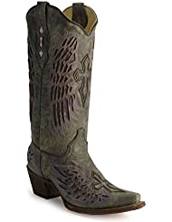 Corral Womens A1969 100% Leather Boot