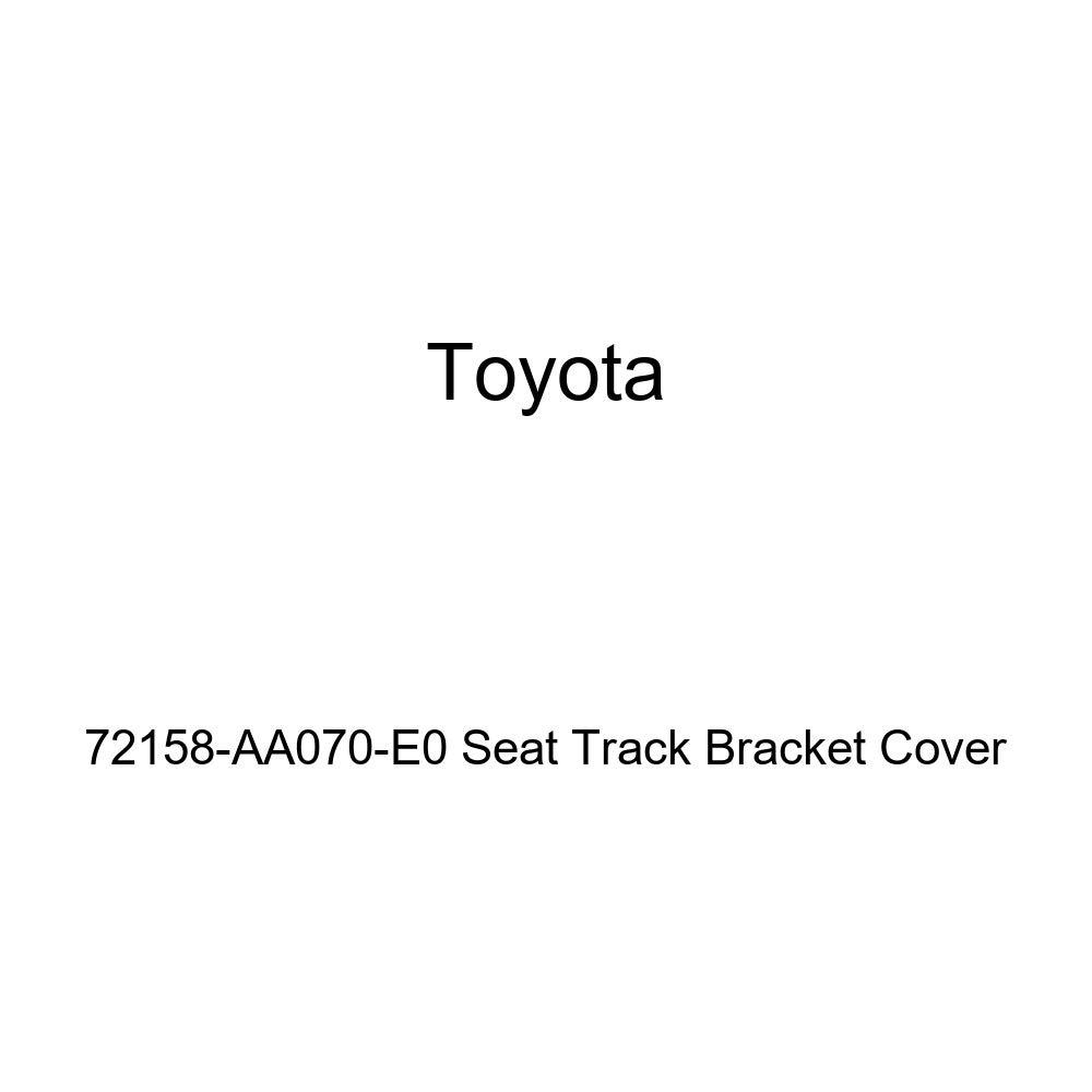 Toyota 72158-AA070-E0 Seat Track Bracket Cover