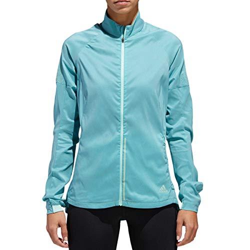 chinã Sportiva Donna Vert Giacca Turquoise Adidas Supernova Jkt gOwqOZH