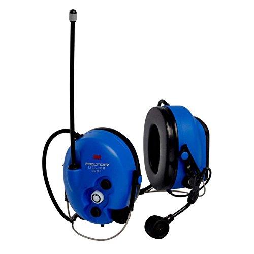 3M LMT7H7B4010-NA-50 Peltor LiteCom Pro II Two Way Radio Communications Headset Two-Way Radio Communications (Best 3m Wireless Headsets)