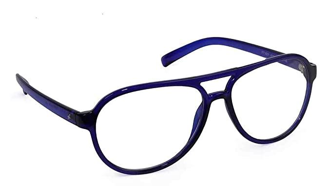 b4e1921041 Image Unavailable. Image not available for. Colour  Fastrack Full Rim Aviator  Unisex Spectacle Frame ...