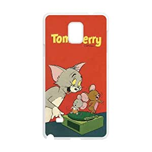 WJHSSB Tom & Jerry Phone Case For Samsung Galaxy note 4 [Pattern-3]