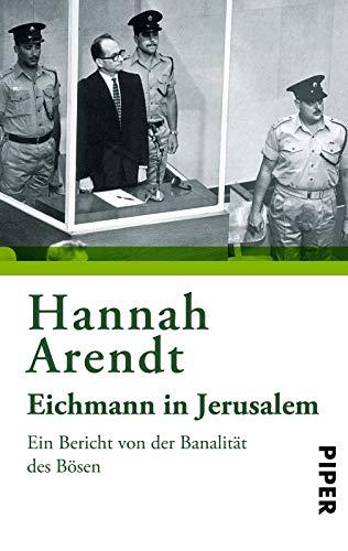 Eichmann in Jerusalem (German Edition)