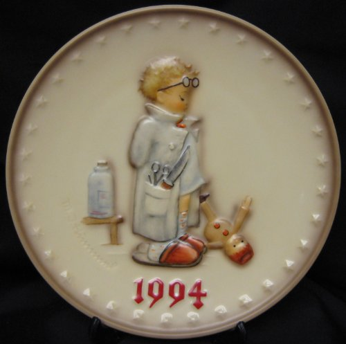 Mi Hummel Collector Plate - M. I. Hummel Annual Plate 1994 - 24th Edition - Goebel