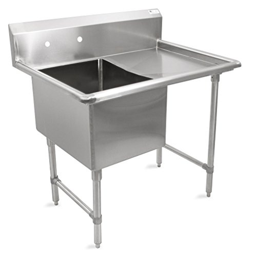 John Boos B Series Stainless Steel Sink, 14