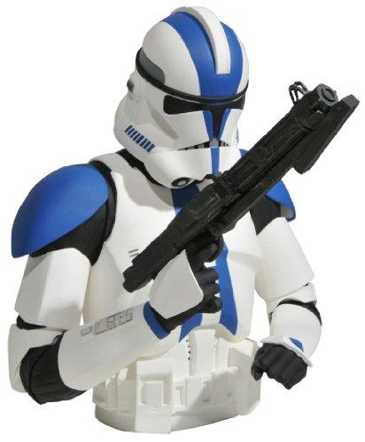 (Diamond Select Toys Star Wars Commander Appo Vinyl Bust Bank )