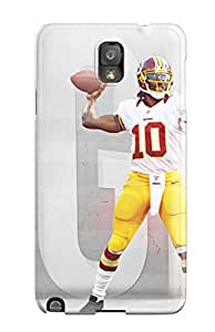 Sanp On Case Cover Protector For Galaxy Note 3 (robert Griffin Iii)
