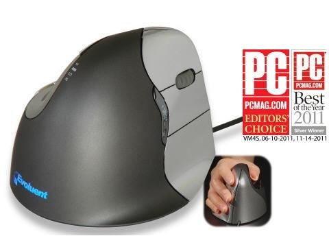 Evoluent VerticalMouse Regular Right VM4R product image