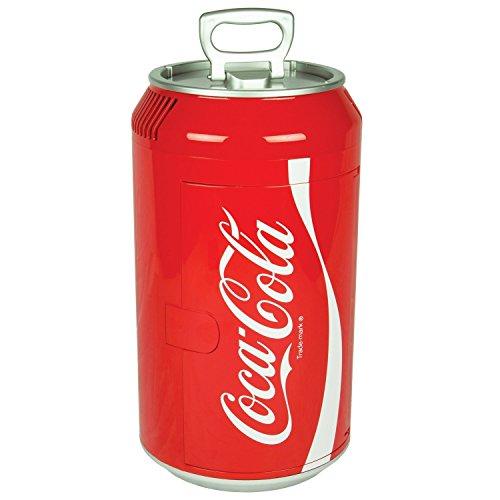 Koolatron Mini Coca Cola Can Cooler