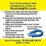 BushingFix JE1Kit - Replacement Bushing for