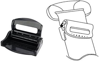 Symphony Seatbelt Adjuster SILVER 2 Pcs Car Seat Belt Clips Straps Adjustable Locking Buckles Shoulder Relax Neck Comfort Supports