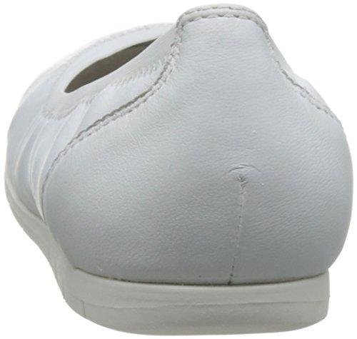 Tamaris1 Chiuse Leather White 1 855 Donna 28 22109 Scarpe zrBqpz6