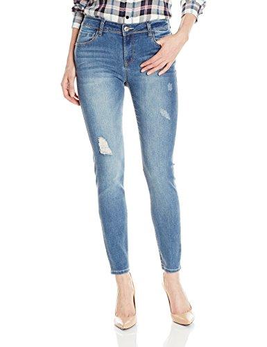 28 Inch Inseam Skinny Jean Ankle Biter, Cornelia, 26 -
