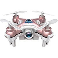 Lookatool Cheerson CX-10W Mini Wifi FPV With Camera 2.4G 4CH 6 Axis LED RC Quadcopter