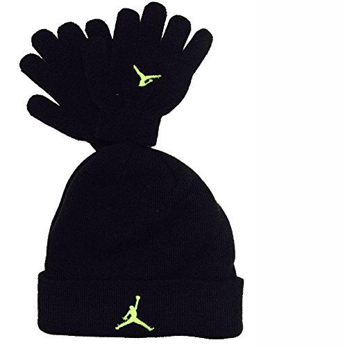 nike-air-jordan-boys-winter-hat-beanie-cap-gloves-set-black-neon-8-20