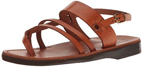 Jerusalem Sandals Women's Cana Toe Ring Honey n2pV3OV
