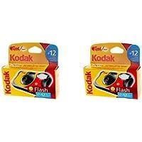 Kodak Fun Flash Lot de 2 appareils photo jetables 39 poses