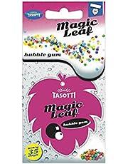 Tasotti Magic Leaf Car Air Freshener with Bubble Gum Scent