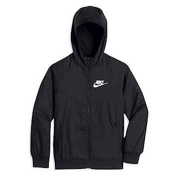 548416f3d4bac Nike B NSW Windrunner JKT HD Veste Garçon  Amazon.fr  Sports et Loisirs