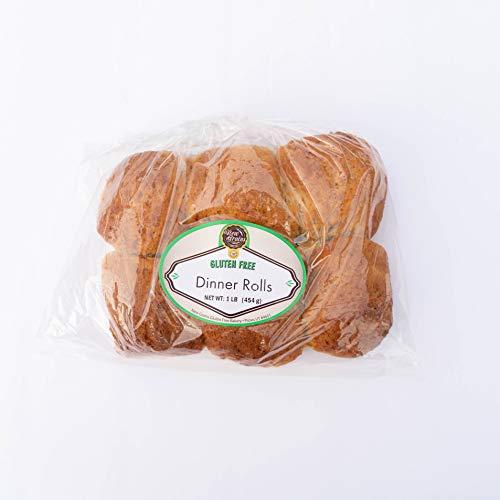 New Grains Gluten-Free Dinner Rolls (2-Pack)