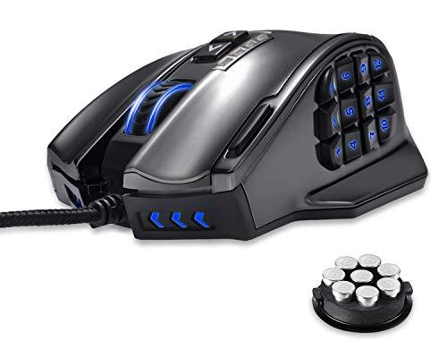 Gaming Mouse, UtechSmart Venus 16400 DPI High P...