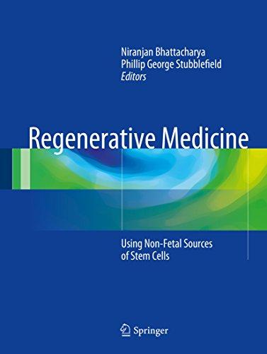 Download Regenerative Medicine: Using Non-Fetal Sources of Stem Cells Pdf
