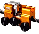 Garrett Wade Manual Chainsaw Sharpener (Pitch C, 5/32'' Cutter) -Professional Quality Made in The USA