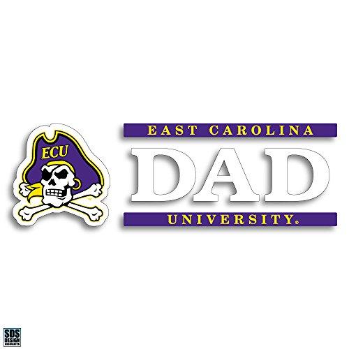 East Carolina Pirates Cross Bones 6