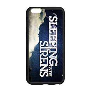 Customize TPU Gel Skin Case Cover for iphone 6+, iphone 6 plus Cover (5.5 inch), Sleeping With Sirens