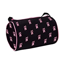 Horizon 4316 Ballet Shoes Embroidered Small Duffel