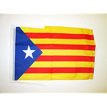 Amazon.com: Cataluña Estelada blava Bandera 18