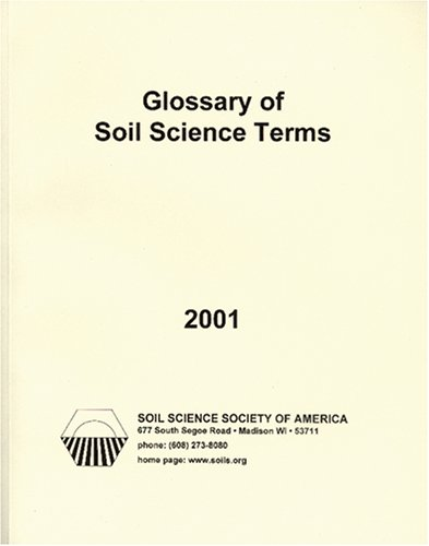 Descargar libro glossary of soil science terms 1996 online for Soil dictionary