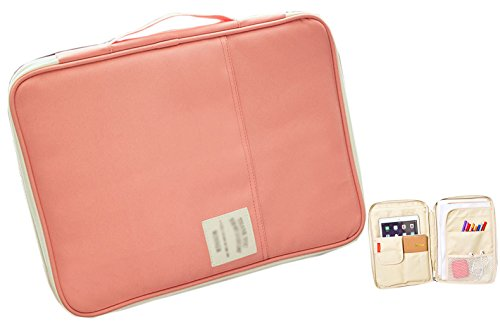 Usa free shipping isuperb a4 documents bag multifunction for Document pouch for shipping