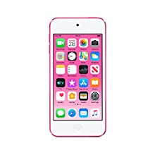 Apple iPod Touch 32GB Reproductor de MP4 Rosa - Reproductor MP3 (Reproductor de MP4, 32 GB, IPS, Lightning, Rosa, Auriculares incluidos)
