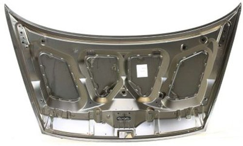 Crash Parts Plus Steel Primed Hood for 2006-2011 Honda Civic