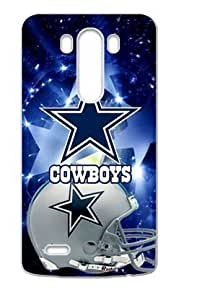 Hoomin Fashion Dallas Cowboys Universe Stars LG G3 Cell Phone Cases Cover Popular Gifts(Laster Technology)