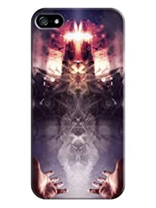 iphone Case - Thin Shell Plastic Case iphone 4/4s Case - Creative Collage Arts LarryToliver #3