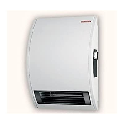 Stiebel Eltron CK 15E 120 Volt Wall Mounted Electric Fan Heater with Built-In Th,