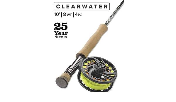 Orvis Clearwater - Cañas de Pescar, 8wt 90