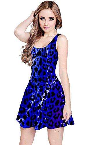 CowCow - Vestido - para mujer Azul