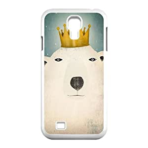IPHONE Phone Case Of cute bear for Samsung Galaxy S4 I9500
