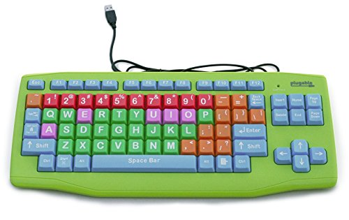 Plugable Kids Keyboard Extra Large