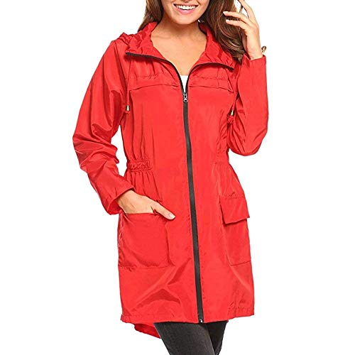 Casuales Rot Al Camping De Rompevientos Mountaineer Con Libre Chaqueta Impermeable Aire Mujer Ropa Capucha Excursionismo Mujeres Exterior Battercake wqH7BH